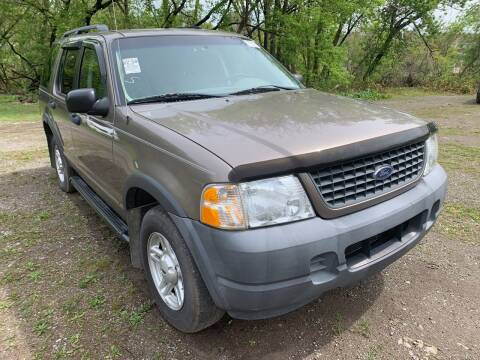 2003 Ford Explorer for sale at Trocci's Auto Sales in West Pittsburg PA