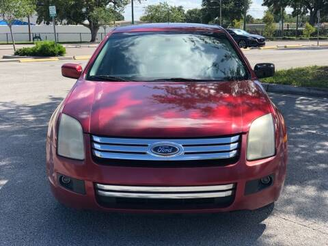 2008 Ford Fusion for sale at Carlando in Lakeland FL
