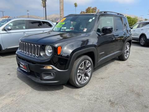 2017 Jeep Renegade for sale at Auto Max of Ventura in Ventura CA