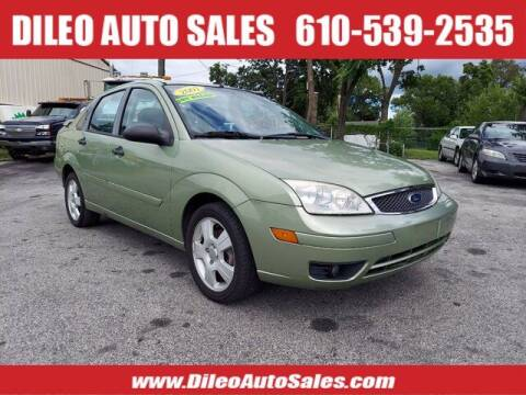 2007 Ford Focus for sale at Dileo Auto Sales in Norristown PA