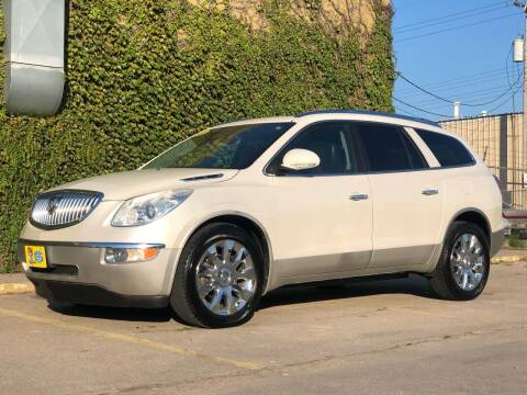 2011 Buick Enclave for sale at El Tucanazo Auto Sales in Grand Island NE