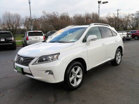 2013 Lexus RX 350 for sale at Low Cost Cars North in Whitehall OH