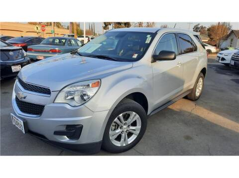 2014 Chevrolet Equinox for sale at Dealers Choice Inc in Farmersville CA