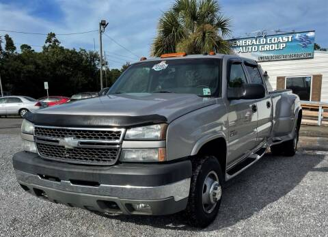 2005 Chevrolet Silverado 3500 for sale at Emerald Coast Auto Group LLC in Pensacola FL