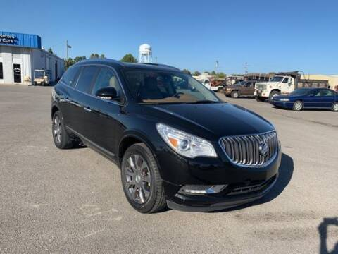 2017 Buick Enclave for sale at BULL MOTOR COMPANY in Wynne AR