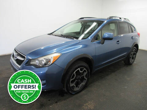 2014 Subaru XV Crosstrek for sale at Automotive Connection in Fairfield OH