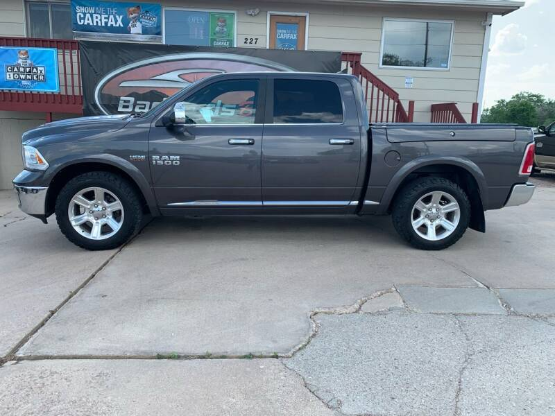 2016 RAM Ram Pickup 1500 for sale at Badlands Brokers in Rapid City SD