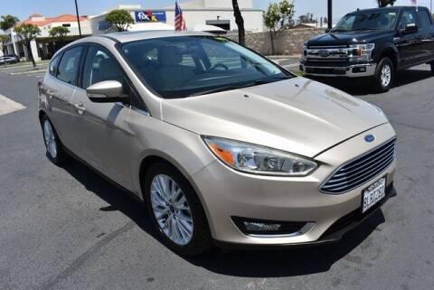 2017 Ford Focus for sale at DIAMOND VALLEY HONDA in Hemet CA