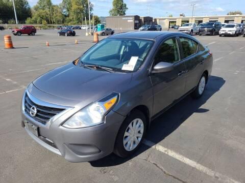 2016 Nissan Versa for sale at Mega Auto Sales in Wenatchee WA