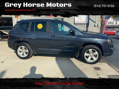 2015 Jeep Compass for sale at Grey Horse Motors in Hamilton OH