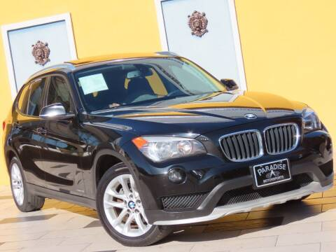 2015 BMW X1 for sale at Paradise Motor Sports LLC in Lexington KY