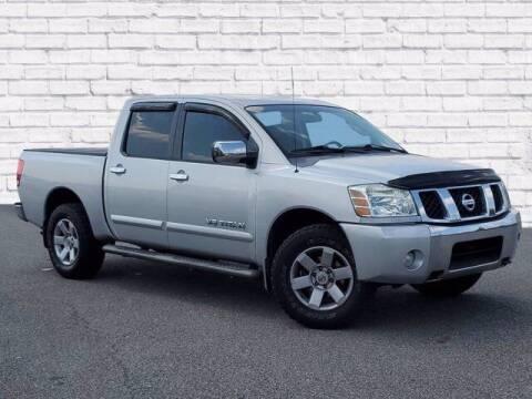 2007 Nissan Titan for sale at Contemporary Auto in Tuscaloosa AL