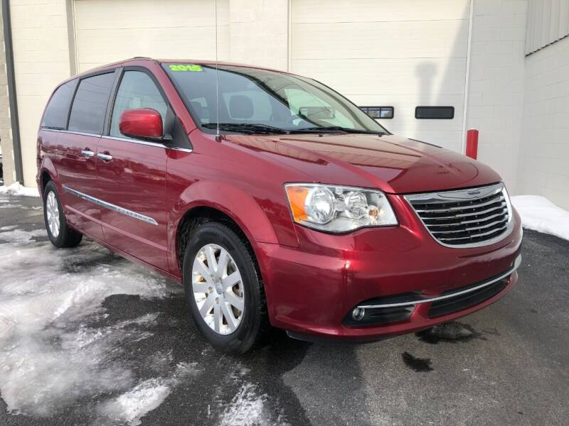 2015 Chrysler Town and Country for sale at Zimmerman's Automotive in Mechanicsburg PA