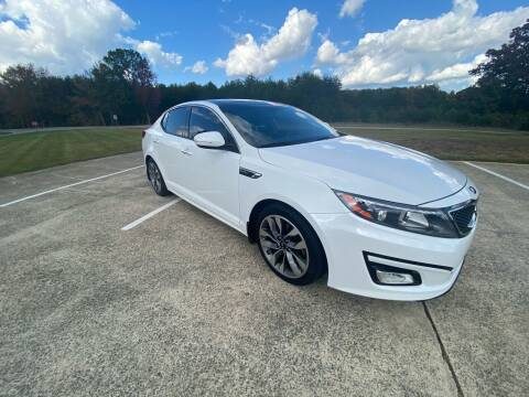 2014 Kia Optima for sale at Priority One Auto Sales in Stokesdale NC