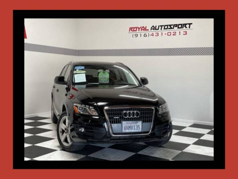 2011 Audi Q5 for sale at Royal AutoSport in Sacramento CA