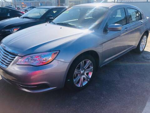 2013 Chrysler 200 for sale at Auto Max of Ventura in Ventura CA