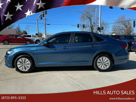 2019 Volkswagen Jetta for sale at Hills Auto Sales in Salem AR