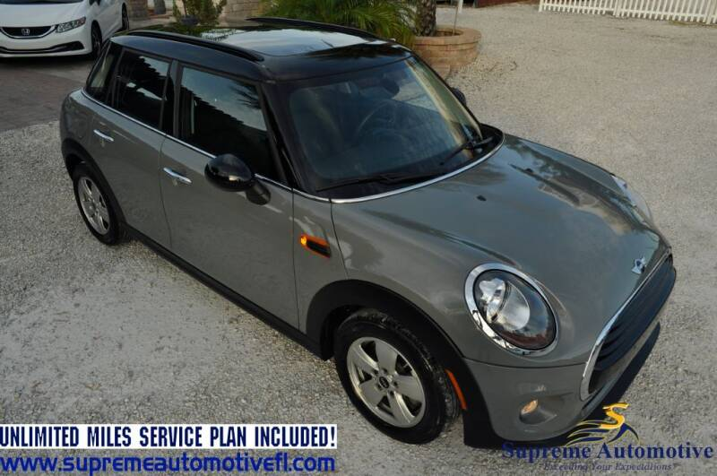2018 MINI Hardtop 4 Door for sale in Land O Lakes, FL