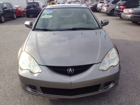 2003 Acura RSX for sale at MR Auto Sales Inc. in Eastlake OH