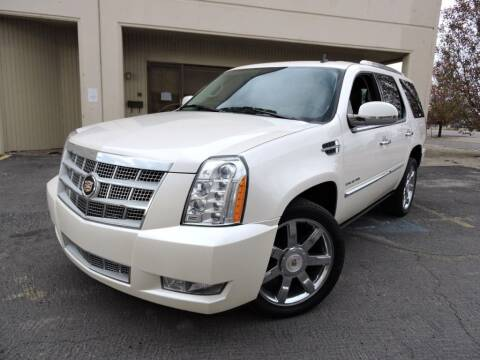 2014 Cadillac Escalade for sale at PK MOTORS GROUP in Las Vegas NV