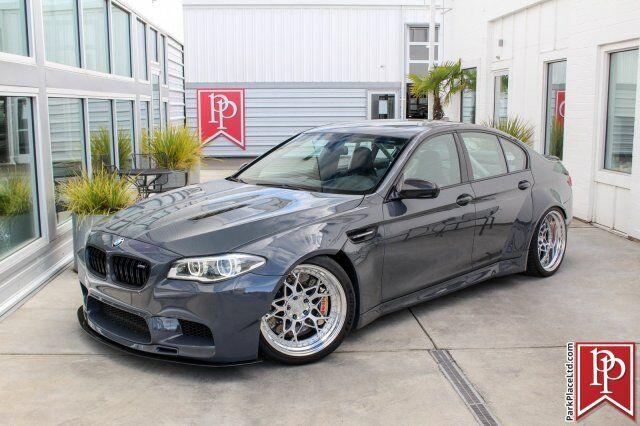 2013 BMW M5 58