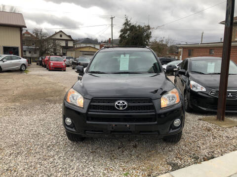 2011 Toyota RAV4 for sale at ADKINS PRE OWNED CARS LLC in Kenova WV