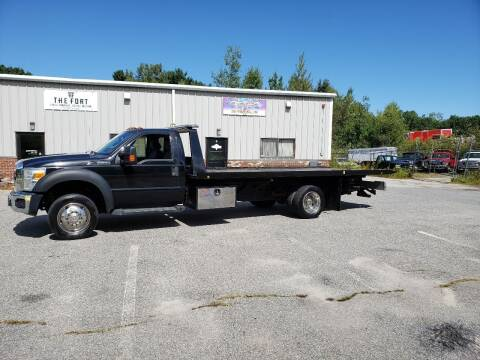 2015 Ford F-550 Super Duty for sale at GRS Auto Sales and GRS Recovery in Hampstead NH