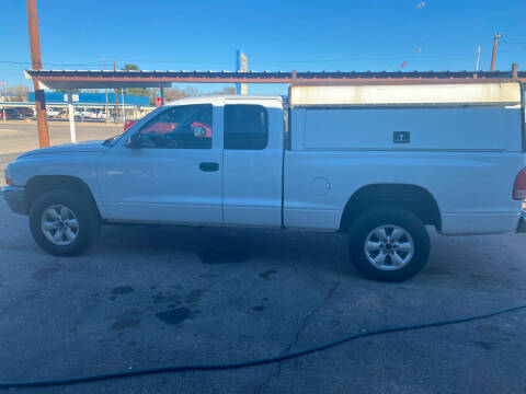 2003 Dodge Dakota for sale at Kann Enterprises Inc. in Lovington NM