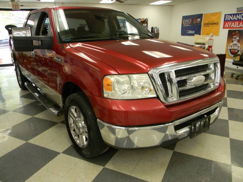 2008 Ford F-150 for sale at Lindenwood Auto Center in St.Louis MO