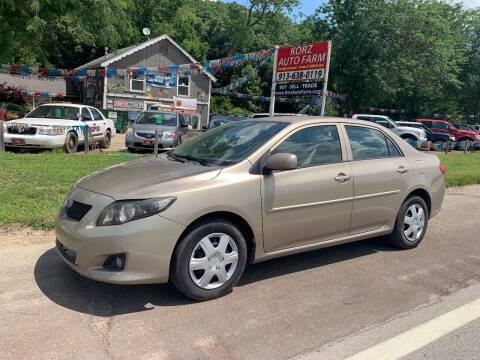 2010 Toyota Corolla for sale at Korz Auto Farm in Kansas City KS
