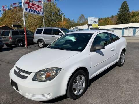 2008 Chevrolet Cobalt for sale at INTERNATIONAL AUTO SALES LLC in Latrobe PA