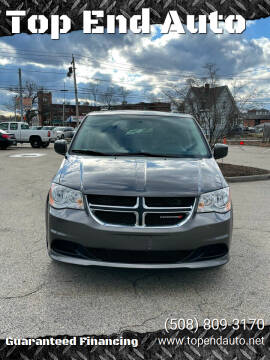 2015 Dodge Grand Caravan for sale at Top End Auto in North Atteboro MA