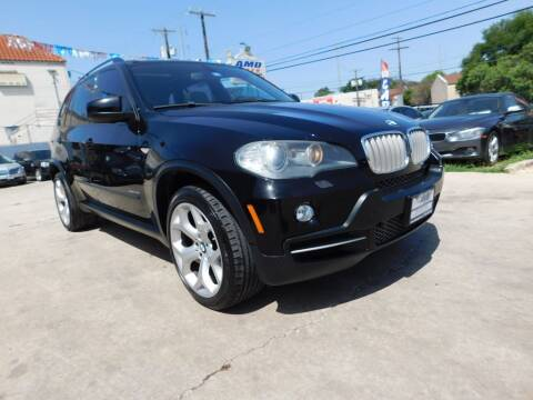 2009 BMW X5 for sale at AMD AUTO in San Antonio TX
