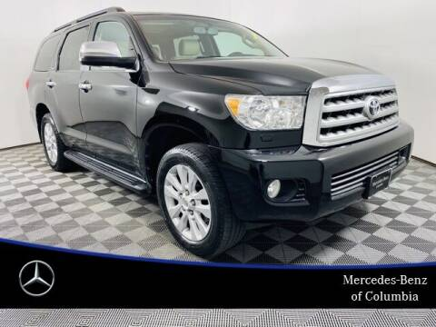 2015 Toyota Sequoia for sale at Preowned of Columbia in Columbia MO