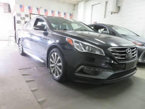 2017 Hyundai Sonata for sale at US Auto in Pennsauken NJ
