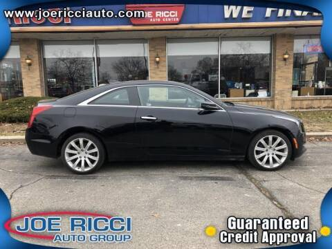 2016 Cadillac ATS for sale at Mr Intellectual Cars in Shelby Township MI