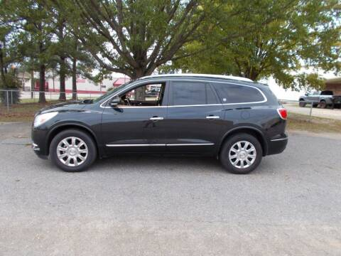 2015 Buick Enclave for sale at A & P Automotive in Montgomery AL