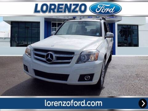 2012 Mercedes-Benz GLK for sale at Lorenzo Ford in Homestead FL