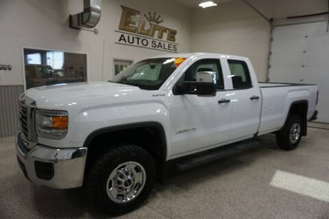 2016 GMC Sierra 2500HD for sale at Elite Auto Sales in Ammon ID