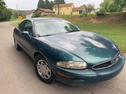 1997 Buick Riviera for sale at Trocci's Auto Sales in West Pittsburg PA