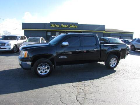 2011 GMC Sierra 1500 for sale at MIRA AUTO SALES in Cincinnati OH