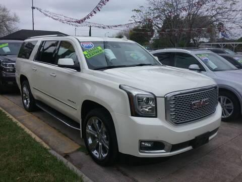 2015 GMC Yukon XL for sale at Express AutoPlex in Brownsville TX