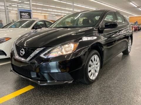 2019 Nissan Sentra for sale at Dixie Imports in Fairfield OH