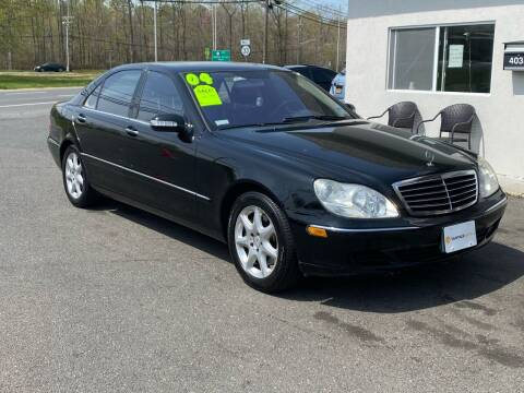 2004 Mercedes-Benz S-Class for sale at Vantage Auto Group Tinton Falls in Tinton Falls NJ