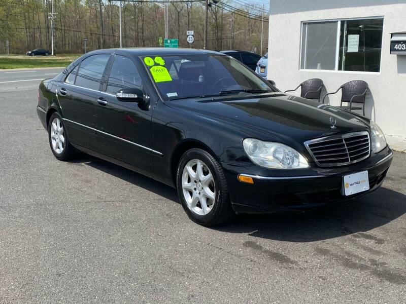 2004 Mercedes-Benz S-Class for sale at Vantage Auto Group in Tinton Falls NJ