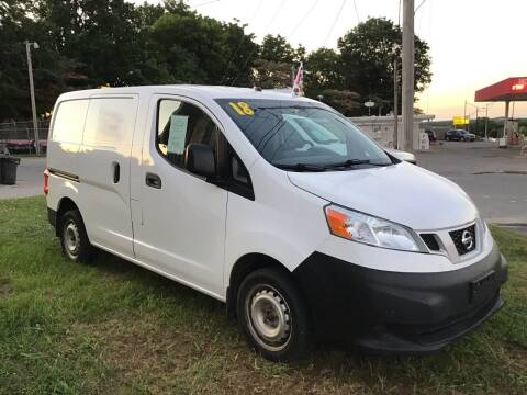 2018 Nissan NV200 for sale at Guidance Auto Sales LLC in Columbia TN