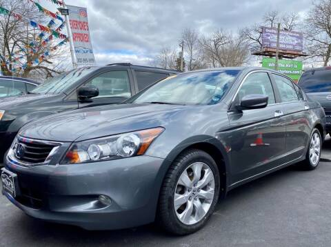 2008 Honda Accord for sale at WOLF'S ELITE AUTOS in Wilmington DE