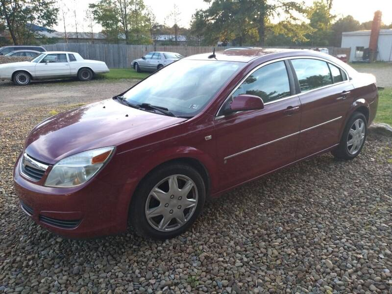 2007 Saturn Aura for sale at Seneca Motors, Inc. (Seneca PA) - WARREN, PA LOCATION in Warren PA