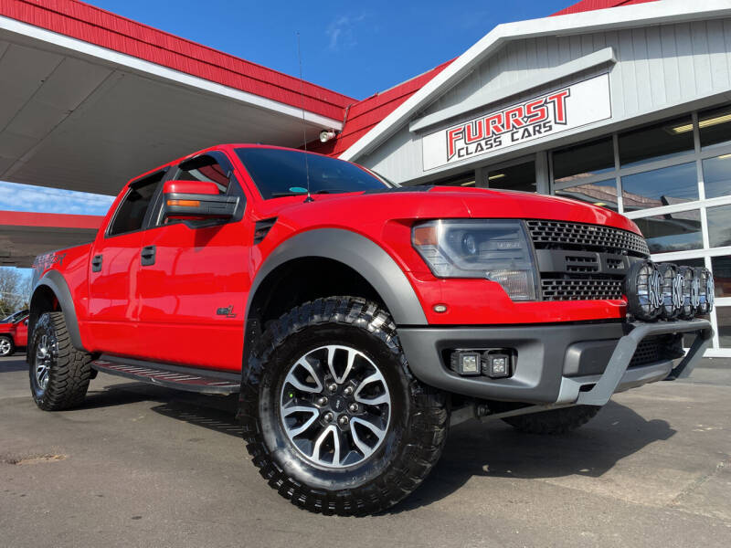 2014 Ford F-150 for sale at Furrst Class Cars LLC  - Independence Blvd. in Charlotte NC