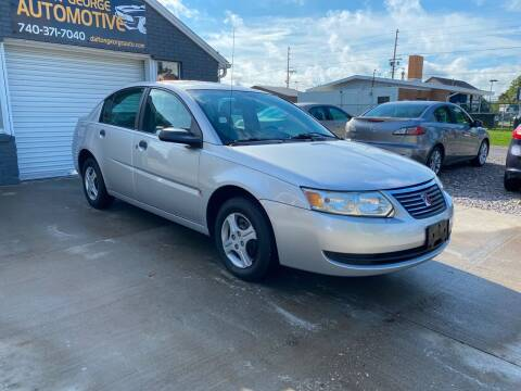 2005 Saturn Ion for sale at Dalton George Automotive in Marietta OH